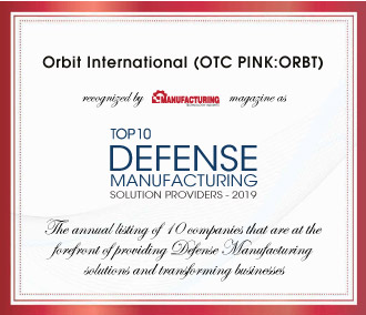 Orbit International (OTC PINK:ORBT)