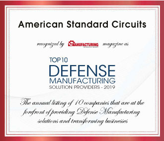 American Standard Circuits The Trusted Pcb Technology Partner